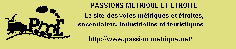 Passion metrique