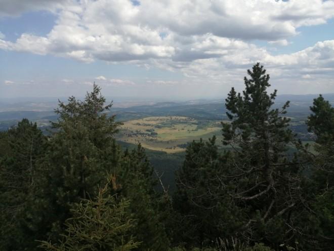 Panoramique du Puy de Dôme  File