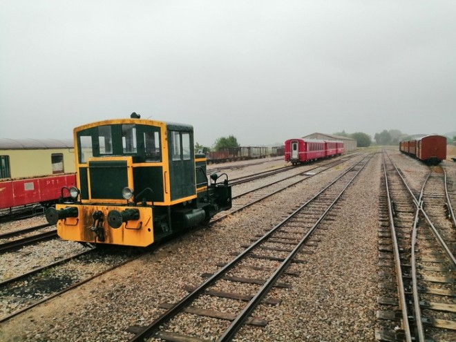 Chemin de fer de la Baie de Somme  File