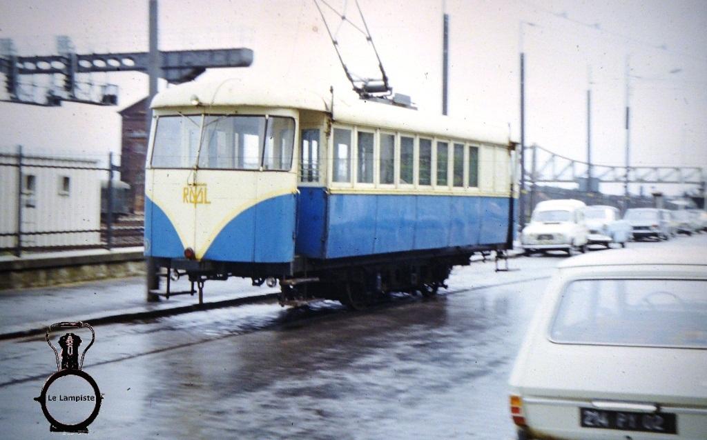 Tramway de Laon dans Laon