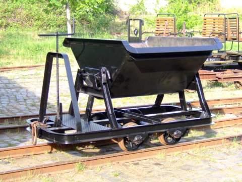 un wagon en 7 1/4 File