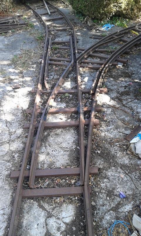 Voie de 40 et rails de 4,5kg : Exemple du CFVS Image